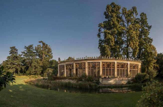 Collegamento a Il Giardino Storico di Villa Bolasco è il parco più bello d'Italia