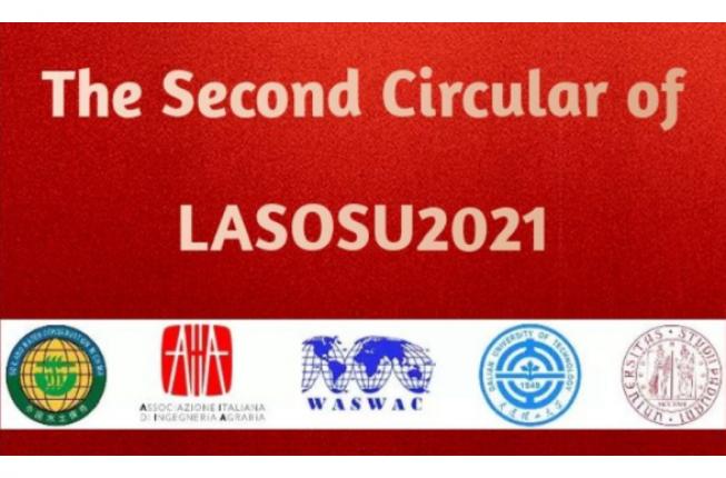 Collegamento a LASOSU2021- Seconda circolare